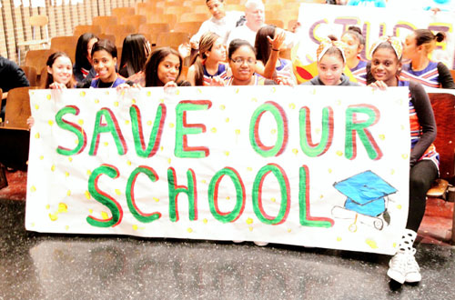 Lehman High School spared the axe • Bronx Times