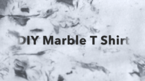 Marble T Shirt