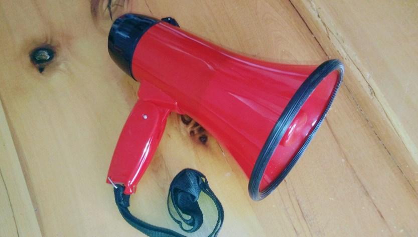 discount megaphone