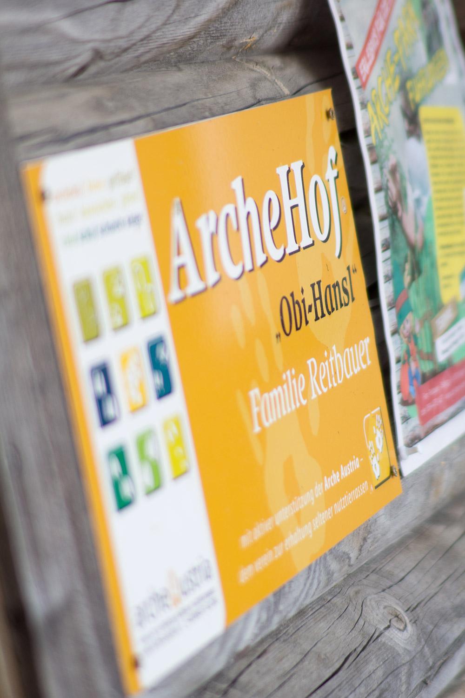 Einblick Arche-Park