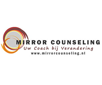 logo en webdesign mirrorcounseling|by-spiritdesign.com
