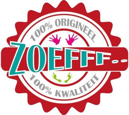 Logo Zoefff.. Kinderkleding