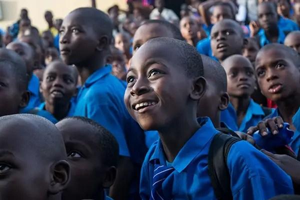 Construire une école au Mali pour donner accès à l'éducation à tous : filles, garçons, enfants handicapés.