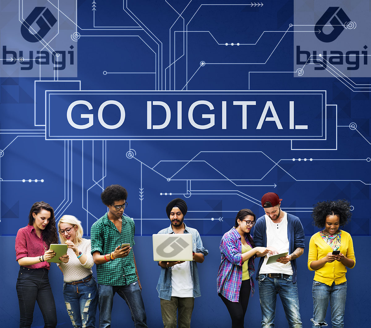 Go Digital with Byagi