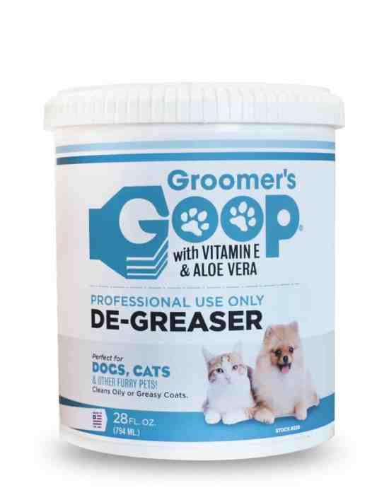 GROOMER'S GOOP
