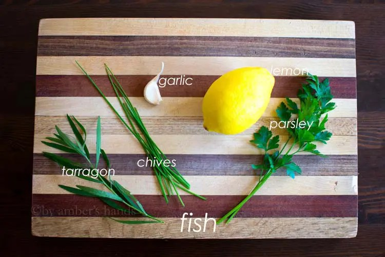 Herb Butter -by amber's hands-