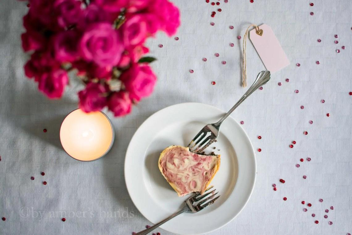 Keto Strawberry Cheesecake For Two -keto cake walk-