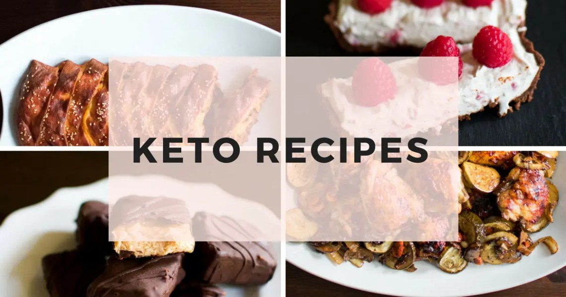 Keto Recipes Archive