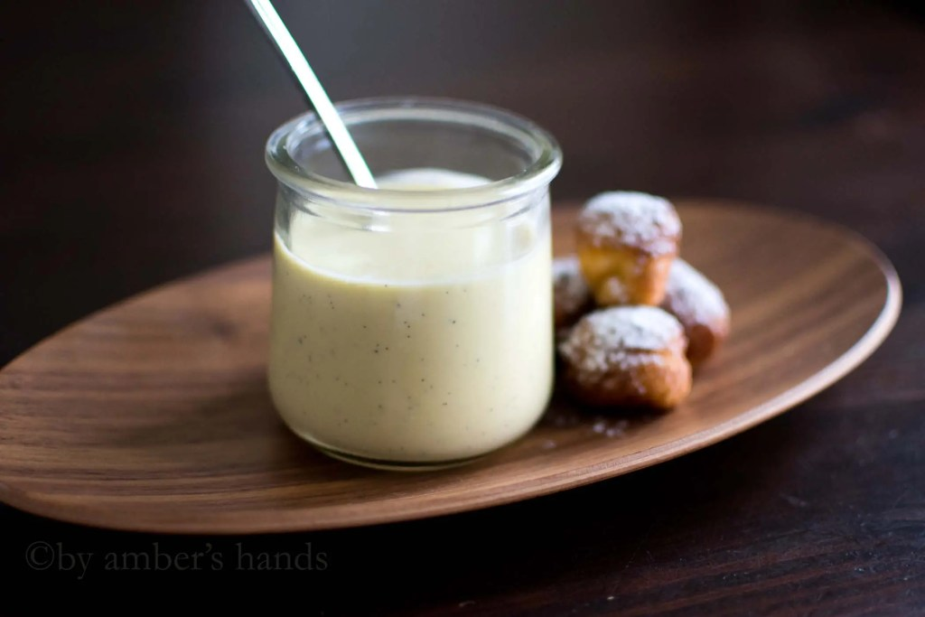 Low Carb Creme Anglais -by amber's hands-