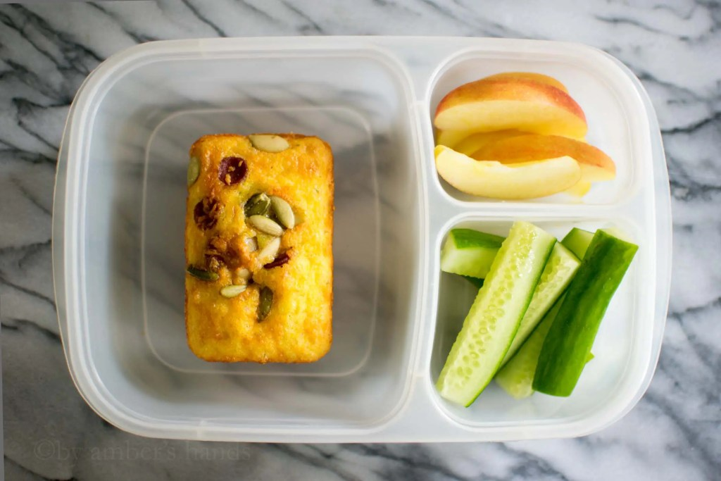 Healthy Lunch Box Ideas -keto cake walk-