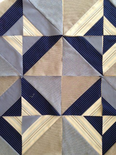 patchwork genbrug skjorter upcycling kursus