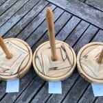 garnholder trædrejning birk