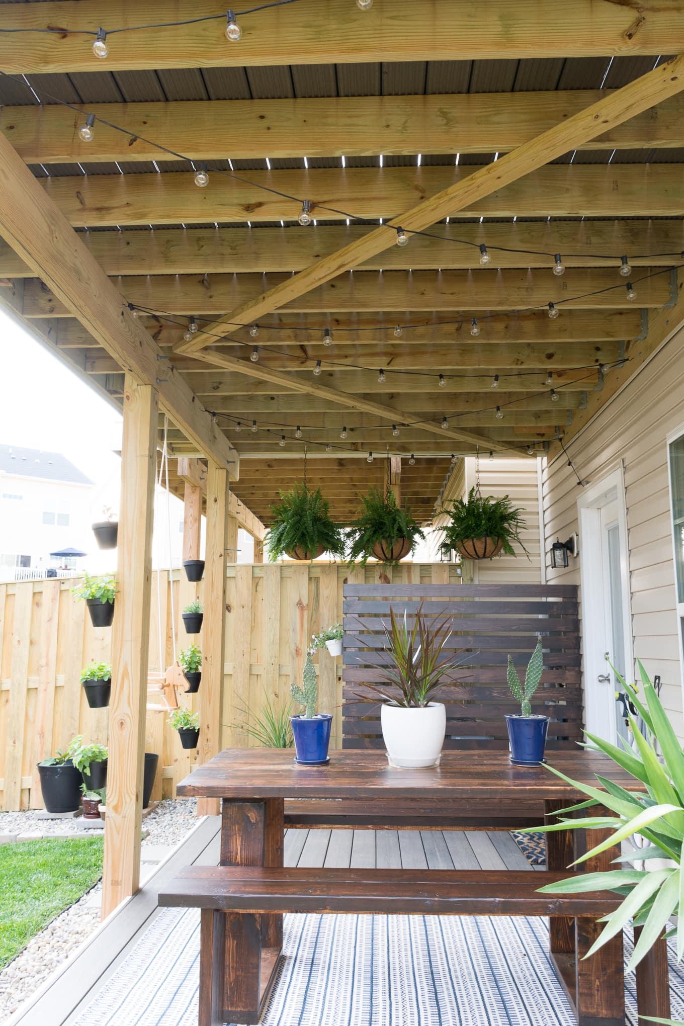 My Tiny Backyard // Modern Design Ideas for a Small Backyard on Modern Small Backyard Ideas id=19940