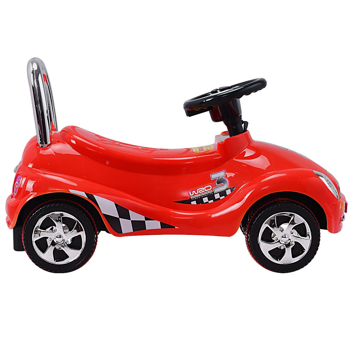 New Children 3-5 Years Old Riding Push Gliding Scooter Car Toy Best Gift US