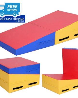 Folding Incline Gymnastics Exercise Mat