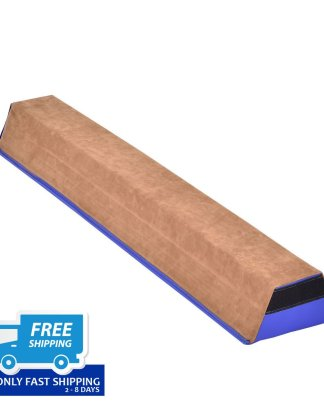 4' Sectional Floor Trapezoid Gymnastics Training Balance Beam