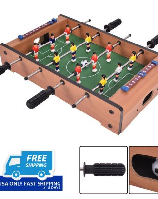 "20"" Foosball Table Competition Game Soccer Arcade Sized Football Sports Indoor"