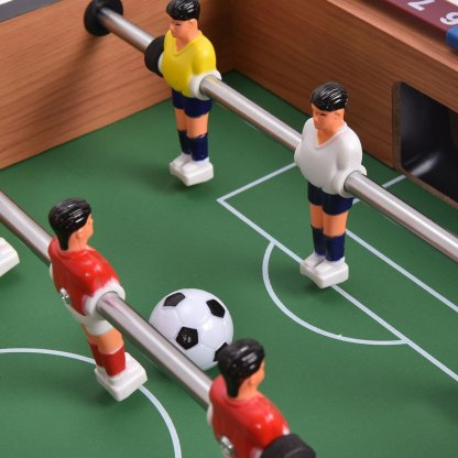 """20"""" Foosball Table Competition Game Soccer Arcade Sized Football Sports Indoor"""