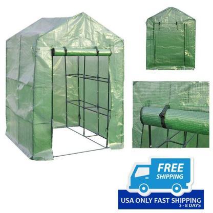 8 Shelves Portable Greenhouse