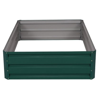 "47.2""x35.4"" Patio Raised Garden Bed Vegetable Flower Planter"