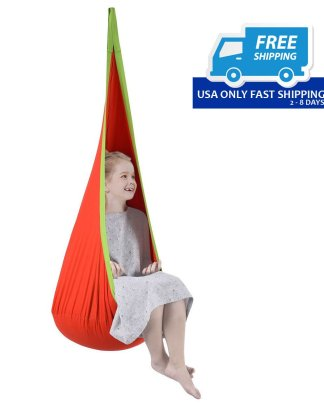 Child Swing Hanging Seat Hammock