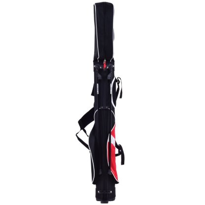 "5"" Sunday Golf Bag Stand 7 Clubs Carry Pockets"