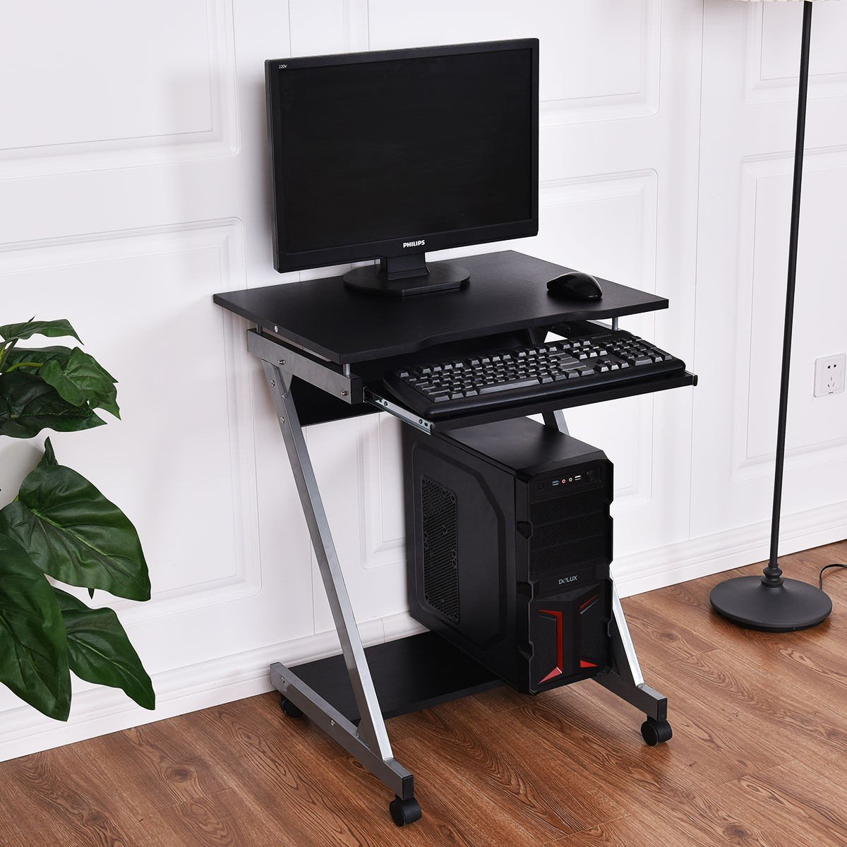 suppliers desk and oppenup table manufacturers with on wheels casters computer at com