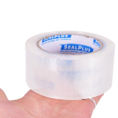 "18 Rolls 1.9""x110 Yards(330' ft) Box Carton Sealing Packing Package Tape Clear"