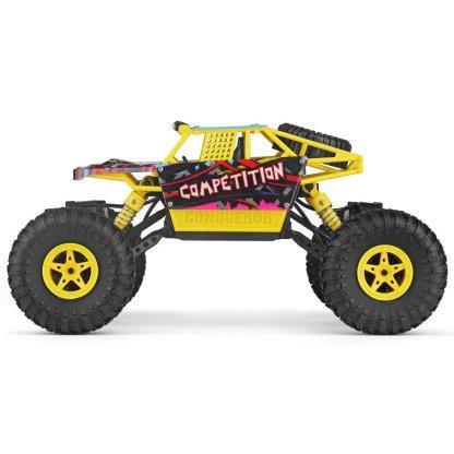 1:18 2.4 G 4 WD RC Off-Road Radio Remote Control Racing Car