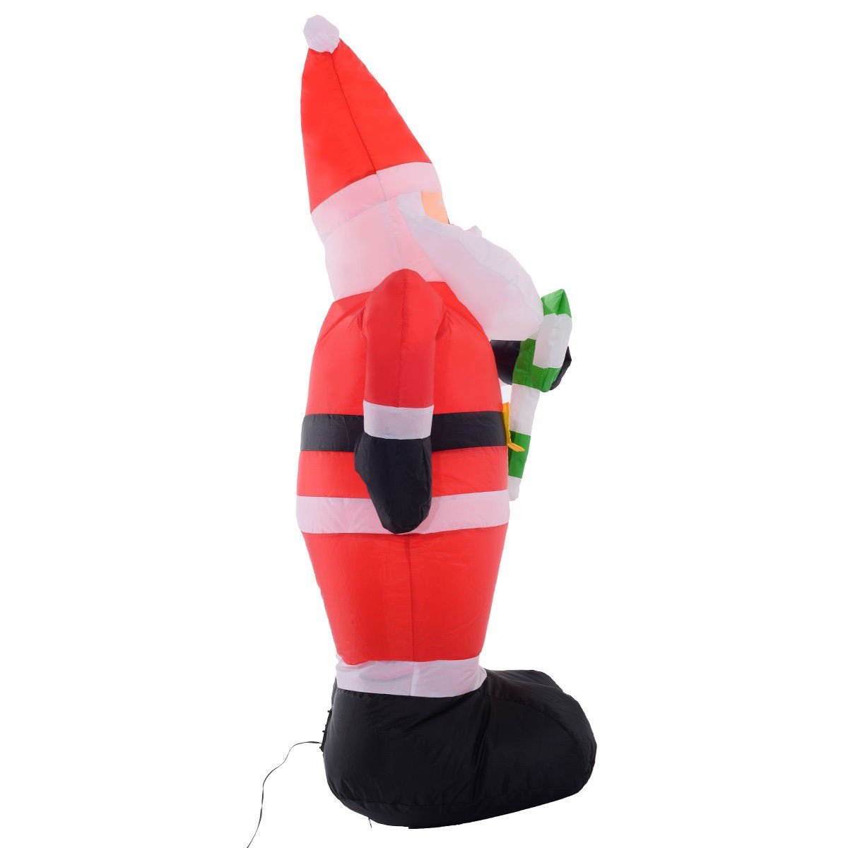 4 ft Inflatable Christmas Xmas Santa Claus Decoration – By Choice ...