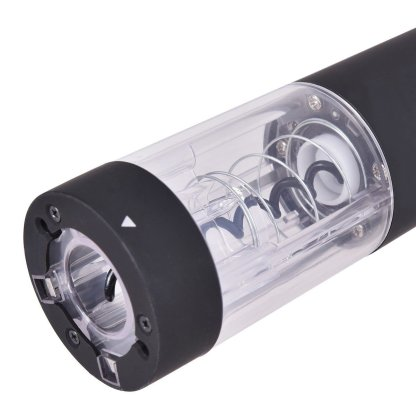 Electric Wine Opener with Foil Cutter LED light