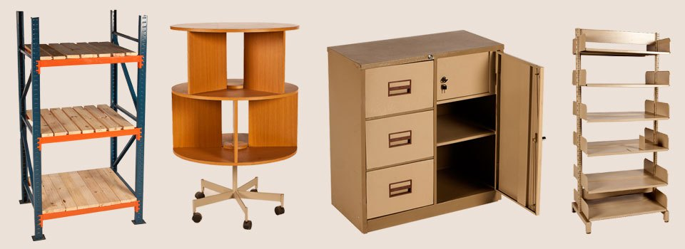 Harare Office and Industrial Shelves and Shelving Supplier in Zimbabwe