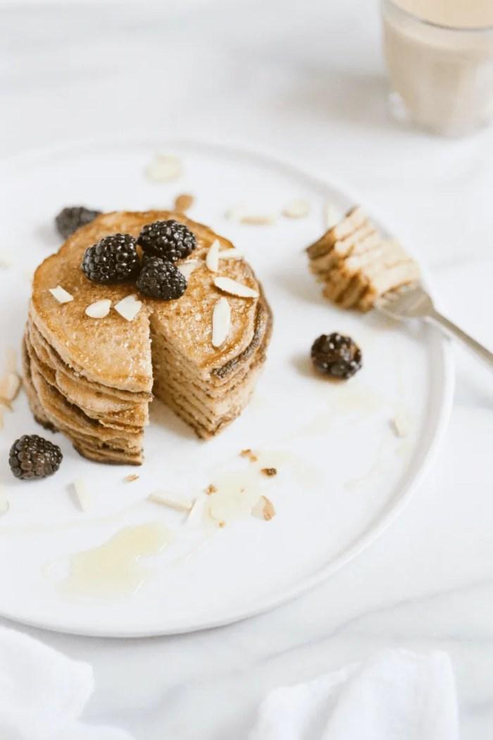 Enjoy Easy Gluten-free Buckwheat Pancakes Recipe