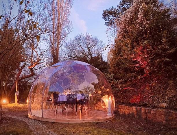 Cuckooland HypeDome Garden Pod