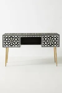 Morocan Inlay Desk