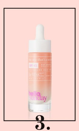 Hello Sunday The One That's A Serum - Face Drops SPF45