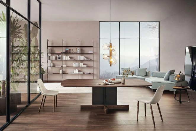 Introduce Big Windows or Floor-to-ceiling glass wall