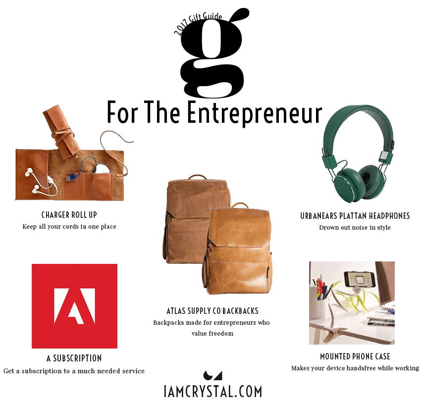 gift-guide-for-entrepreneur-2017