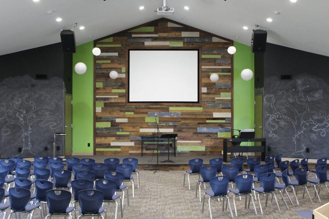 Kids Worship Space