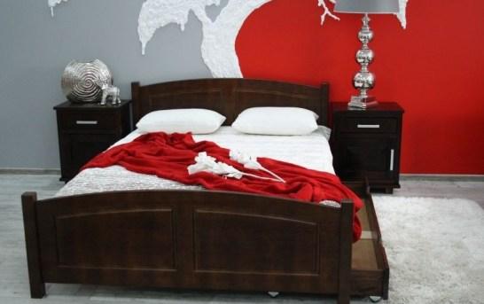 4 výhody dřevěných postelí