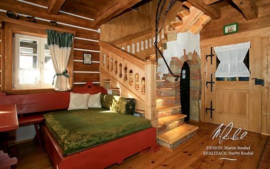 Dřevostavby si zamilujete ve chvíli, kdy pod jejich střechou prožijete noc
