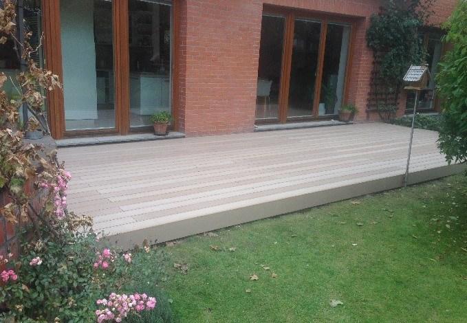 Jak pečovat o WPC terasové podlahy