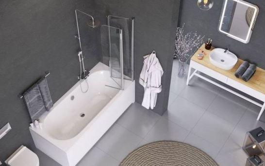 K čemu slouží vanové zástěny na vany