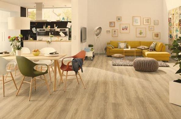 Centrem laminátových podlah je nové podlahové centrum v Praze