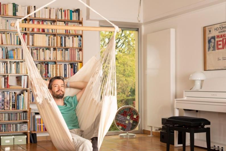 Jak vybrat houpací síť do bytu a na zahradu?