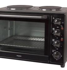 Vaření a pečení na malém prostoru