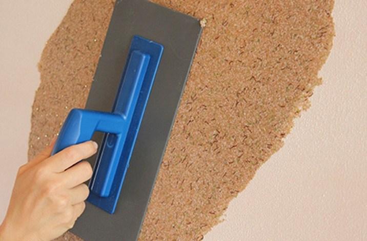 Tekuté tapety – novinka do vašeho interiéru