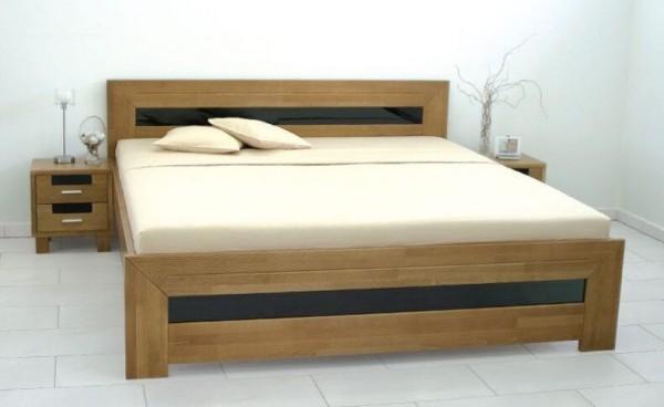 Kde výhodně koupit postele z buku nebo dubu