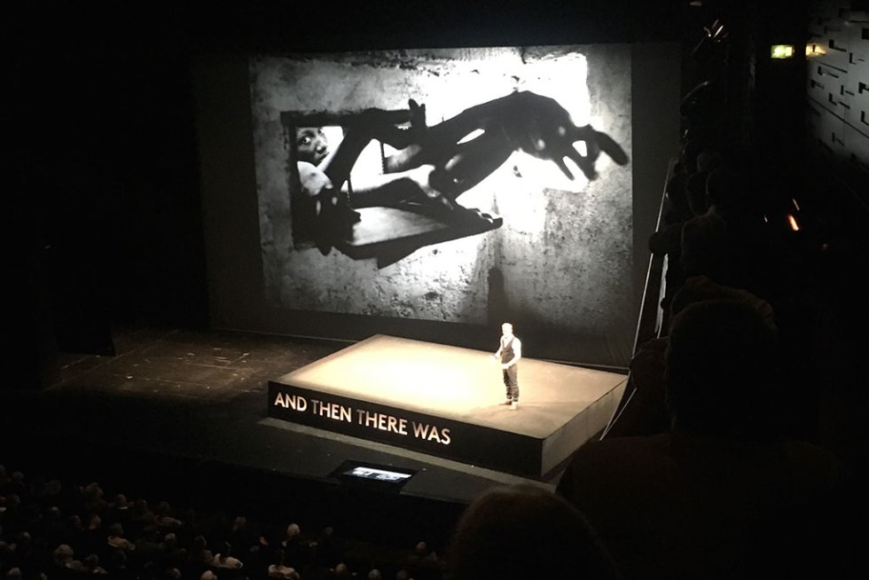 Jan Grarup i Operaen, And then there was silence