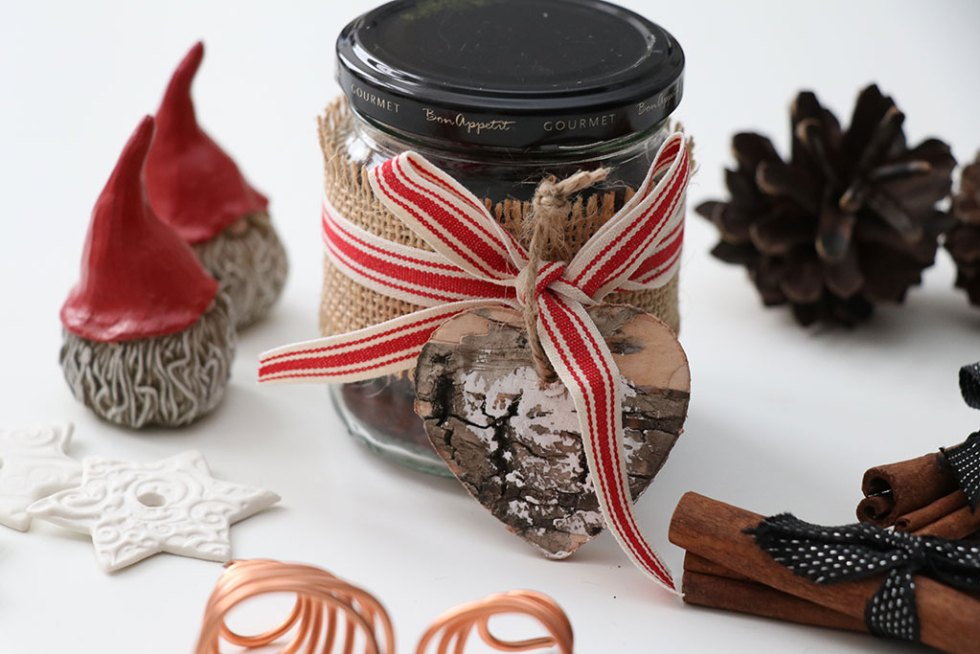 Kreative værtindegaver op til jul DIY